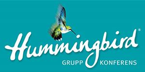Hummingbird grupp och konferens - logo