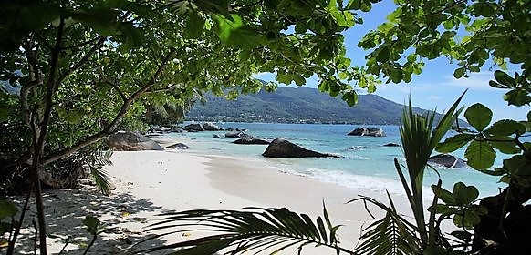 Karta Afrikas Ostkust.Exotiska Oar Paradisoar Mauritius Seychellerna Zanzibar