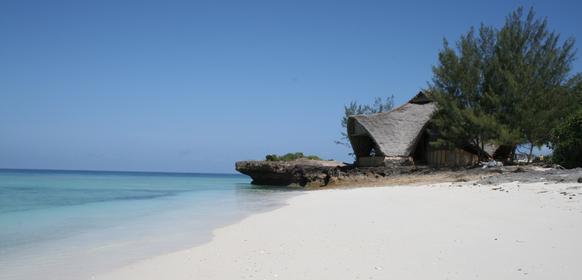 ChumbeIsland strand