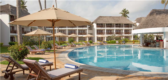 Doubletree By Hilton Nungwi Resort