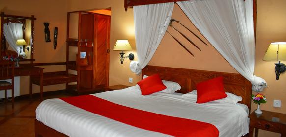 Lake Nakuru Lodge dubbelrum