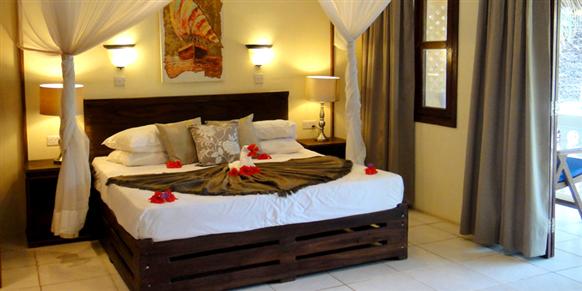 Uppgradera ert boende på Zanzibar