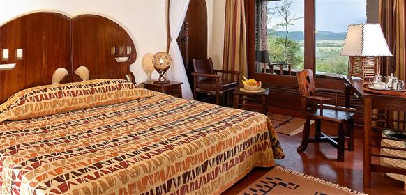 Rum Serengeti Serena Safari Lodge Tanzania