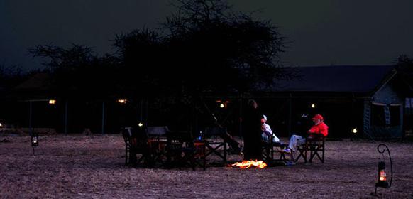 Tanzania Bush Camp centrala Serengeti