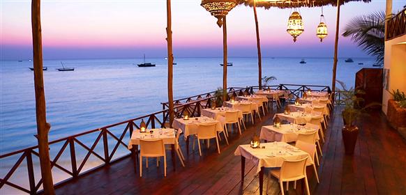 Uppgradera ert hotell på Zanzibar