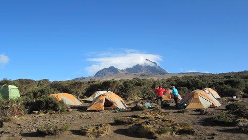 Kilimanjaro med African Tours & Safaris